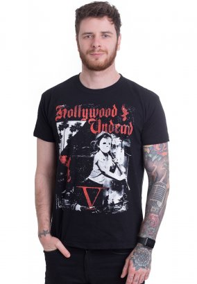 Hollywood Undead - LA Riot - T-Shirt