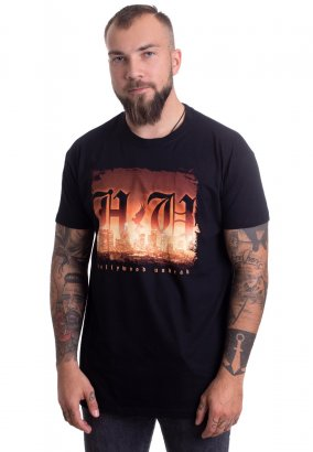 Hollywood Undead - Skyline - T-Shirt