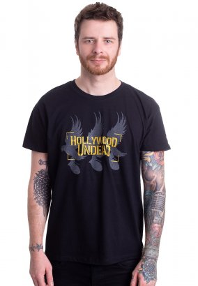 Hollywood Undead - Tri-Dove - T-Shirt