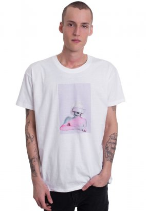 Hundredth - Rare Lady White - T-Shirt