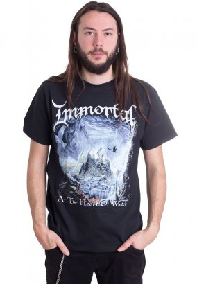 Immortal - At The Heart Of Winter - T-Shirt