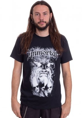 Immortal - Unholy Faces Of Evil - T-Shirt
