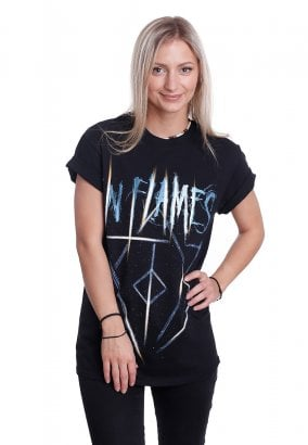 In Flames - Radiant Jesterhead - T-Shirt