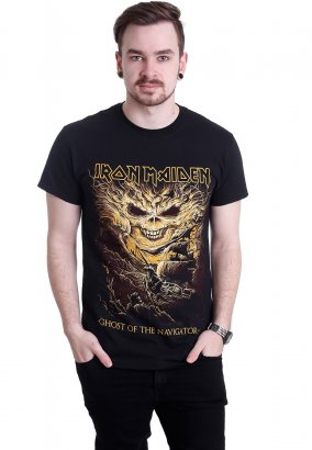 Iron Maiden - Ghost Of The Navigator - T-Shirt