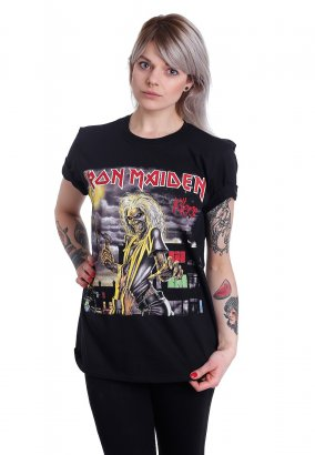Iron Maiden - Killers Cover - T-Shirt