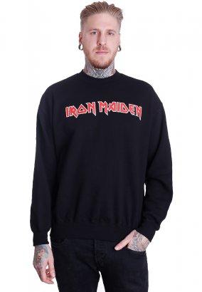 Iron Maiden - Logo - Sweater