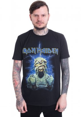 Iron Maiden - Powerslave Mummy - T-Shirt