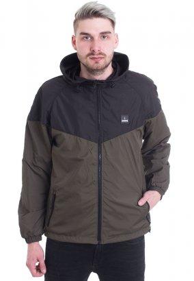 Ironnail - Anthony Black/Dark Olive - Jacket