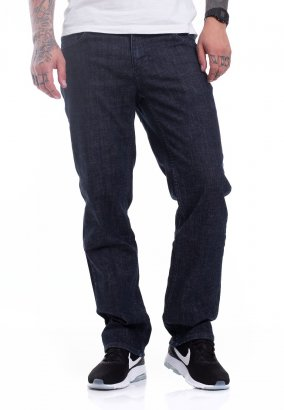 Ironnail - Bishop Straight Dark Blue - Jeans