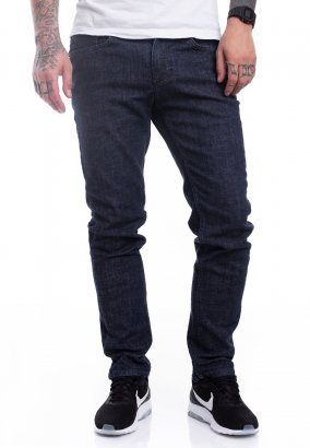 Ironnail - Fowler Slim Dark Blue - Jeansy