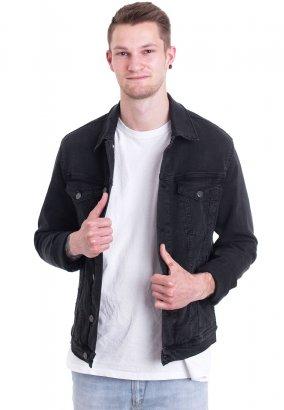 Ironnail - Neil Denim Black - Jeans Jacke