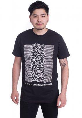 Joy Division - Unknown Pleasures Classic - T-Shirt