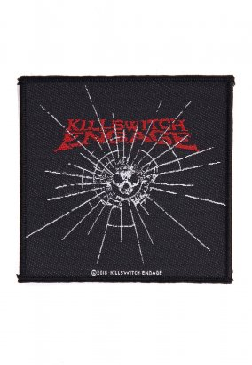 Killswitch Engage - Shatter - Aufnäher