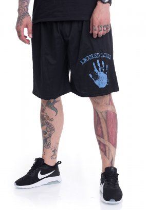 Knocked Loose - Hand Zip - Shorts