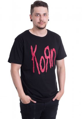Korn - Logo - T-Shirt