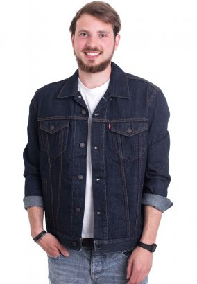 Levi's - The Trucker Rinse Trucker - Jeans Jacket
