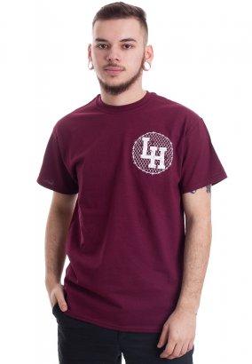 Lionheart - SBSC Maroon - T-Shirt