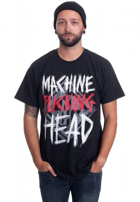 Machine Head - Bang Your Head - T-Shirt
