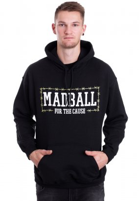 Madball - For The Cause - Hoodie