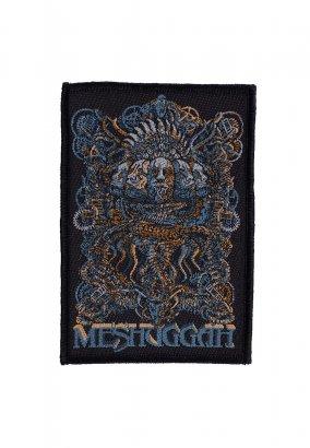 Meshuggah - 5 Faces - Aufnäher