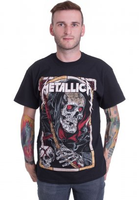 Metallica - Death Reaper - T-Shirt