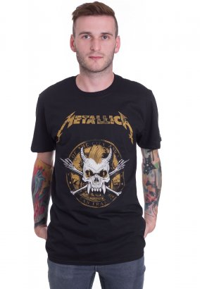 Metallica - Scary Guy Seal - Camiseta