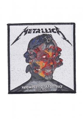 Metallica - Hardwired...To Self-Destruct - Aufnäher