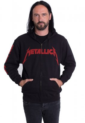 Metallica - Kill 'Em All Album - Zipper