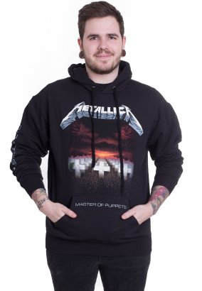 Metallica - Master Of Puppets Tracks - Hoodie