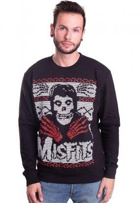 Misfits - Skeleton - Sweater