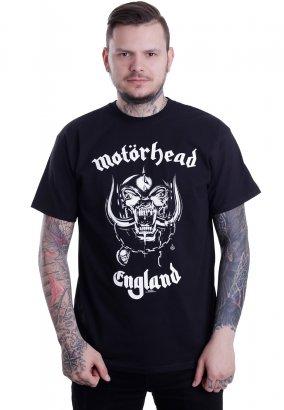 Motörhead - England - T-Shirt