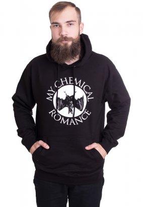 My Chemical Romance - Bat - Felpa con cappuccio