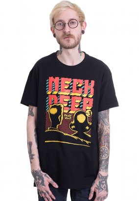 Neck Deep Official Merchandise Shop Impericon Com Uk