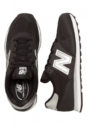 New Balance - GM500 D Black/Silver - Shoes