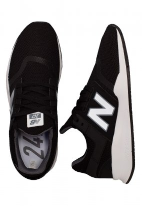 New Balance - MS247 D FF Black - Schuhe