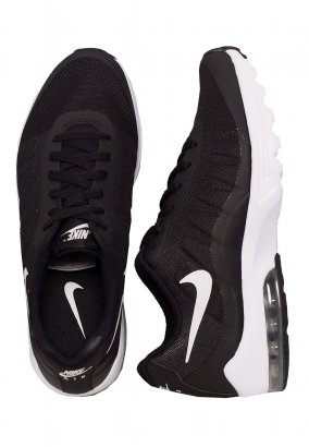 Nike - Air Max Invigor Black/White - Schuhe