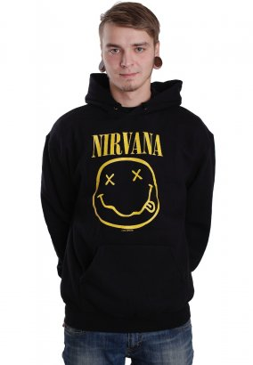 Nirvana - Smiley - Hoodie