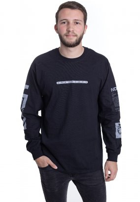 Northlane - Block Out The Sun - Longsleeve