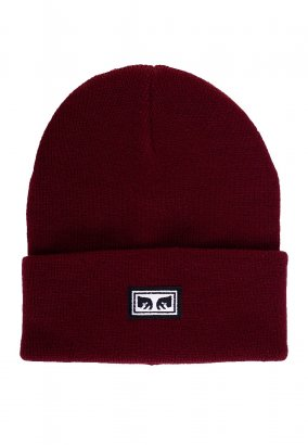 Obey - Icon Eyes Fig Red - Beanie