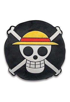 One Piece - Skull - Kissen