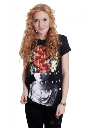 Panic! At The Disco - Flower Head - T-Shirt