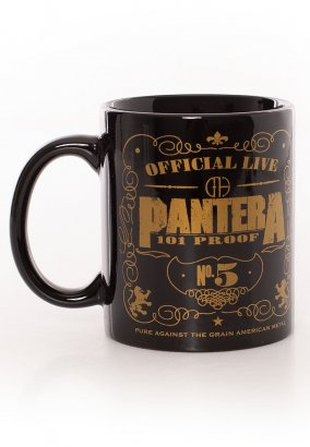 Pantera - Proof - Tasse