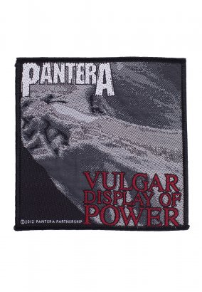 Pantera - Vulgar Display Of Power - Aufnäher