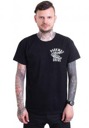 Parkway Drive - Croc - T-Shirt