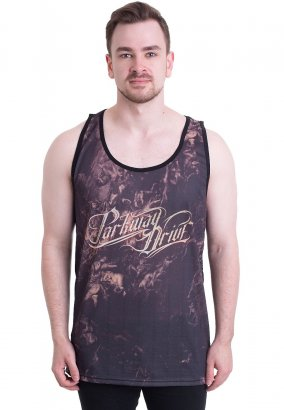 Parkway Drive - Reverence Monogram Allover - Tank
