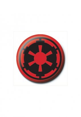 Star Wars - Empire Symbol - Button