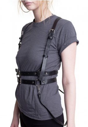 Poizen Industries - Mela Black - Harness