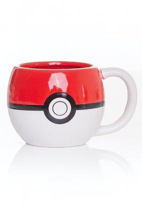 Pokémon - Pokeball 3D - Tasse