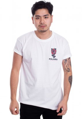 Polaris - World In Colour White - T-Shirt