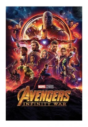 The Avengers - One Sheet - Poster